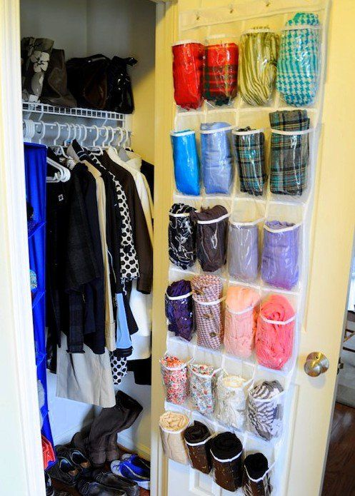 She Took A Shoe Caddy And Transformed It In A Surprising Way To Make Her House Look Awesome! I'm So Trying This Out!