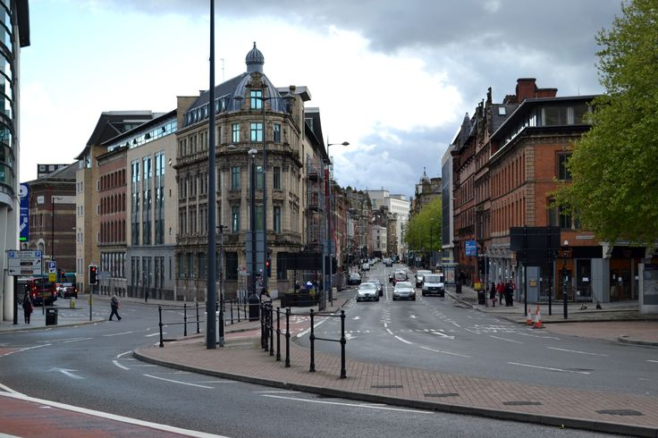 Manchester, UK.