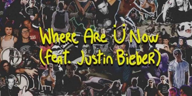 "Skrillex and Diplo  ""Where Are Ü Now"" with Justin Bieber"