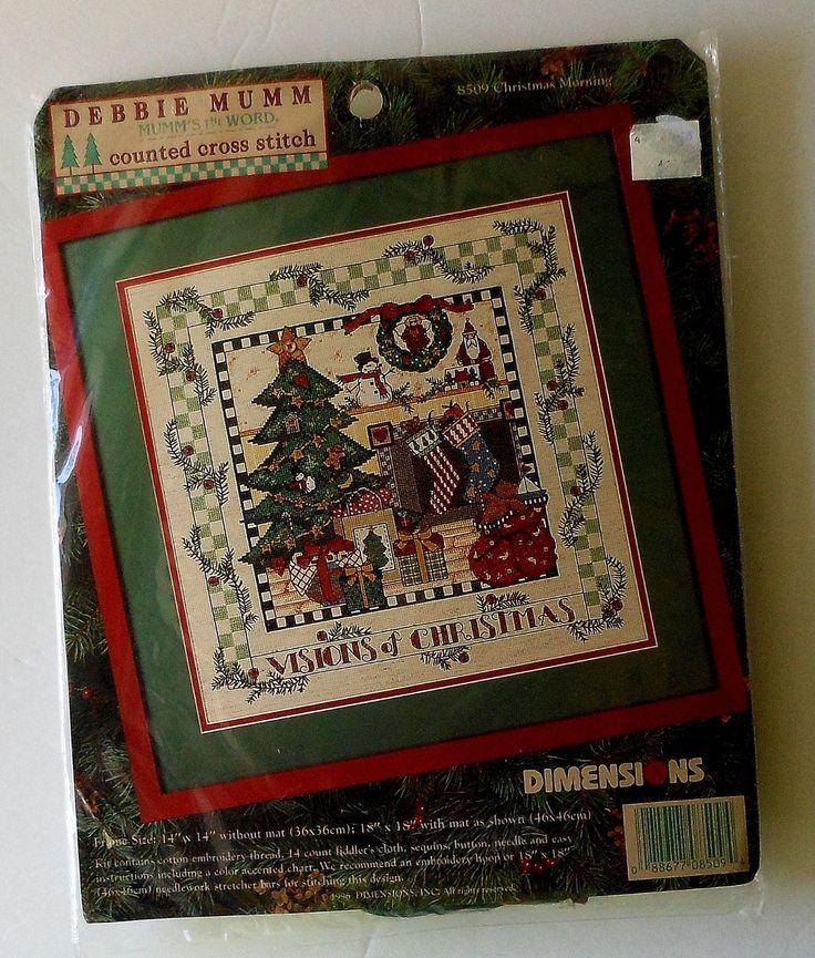 16 best Cross Stitch - Debbie Mumm images on Pinterest | Cross ... : debbie mumm quilt books - Adamdwight.com