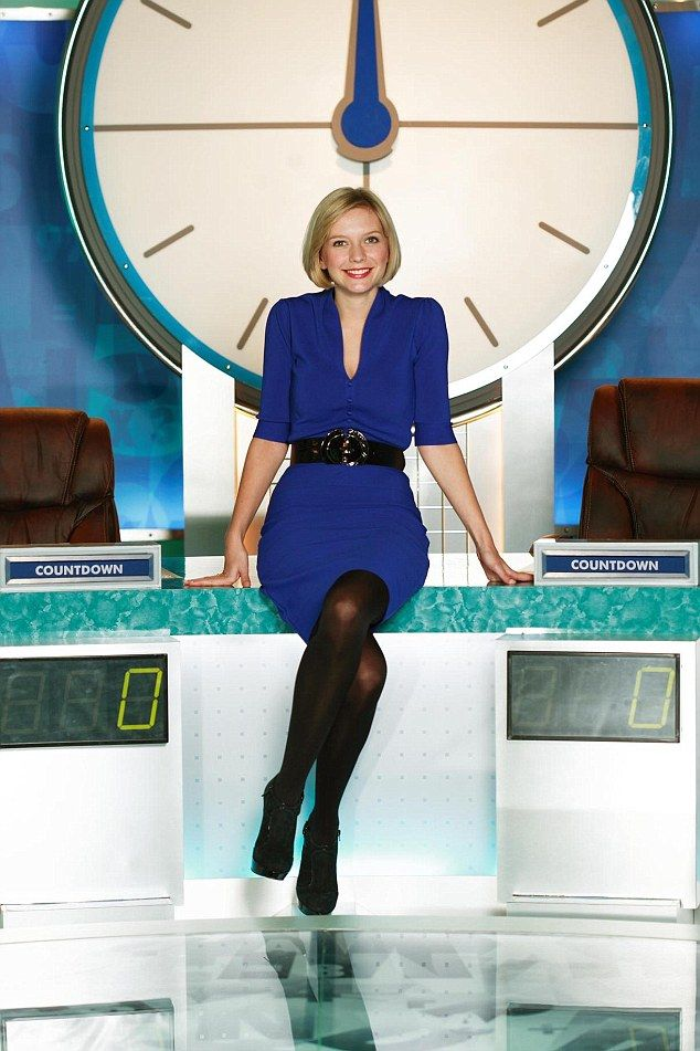Rachel Riley Spells Out Embarrassing Word On Countdown