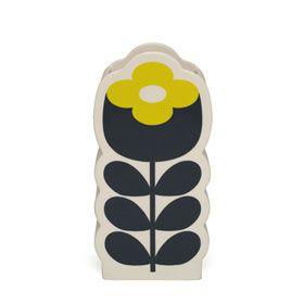 Buttercup Stem Vase Yellow