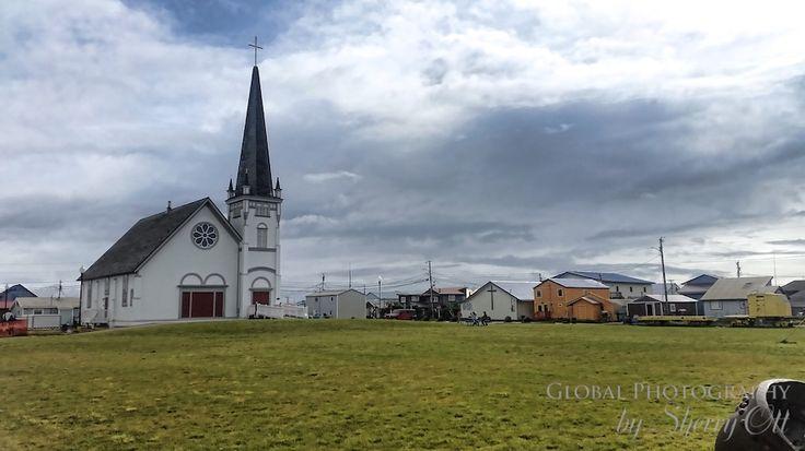 Nome Alaska - Nome town square