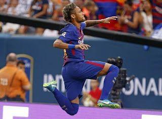 Blog Esportivo do Suíço: Neymar recebe edição exclusiva de chuteira
