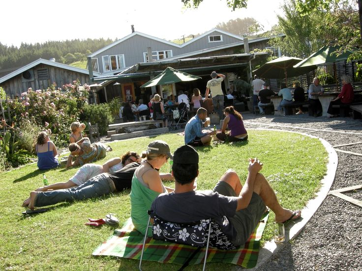 Just north of Auckland, Leigh Sawmill Cafe is the perfect place to spend a weekend. With their comfortable accommodation, it is easy to wander down to the nearby beach and return in the evening for a great meal and a beer or two.