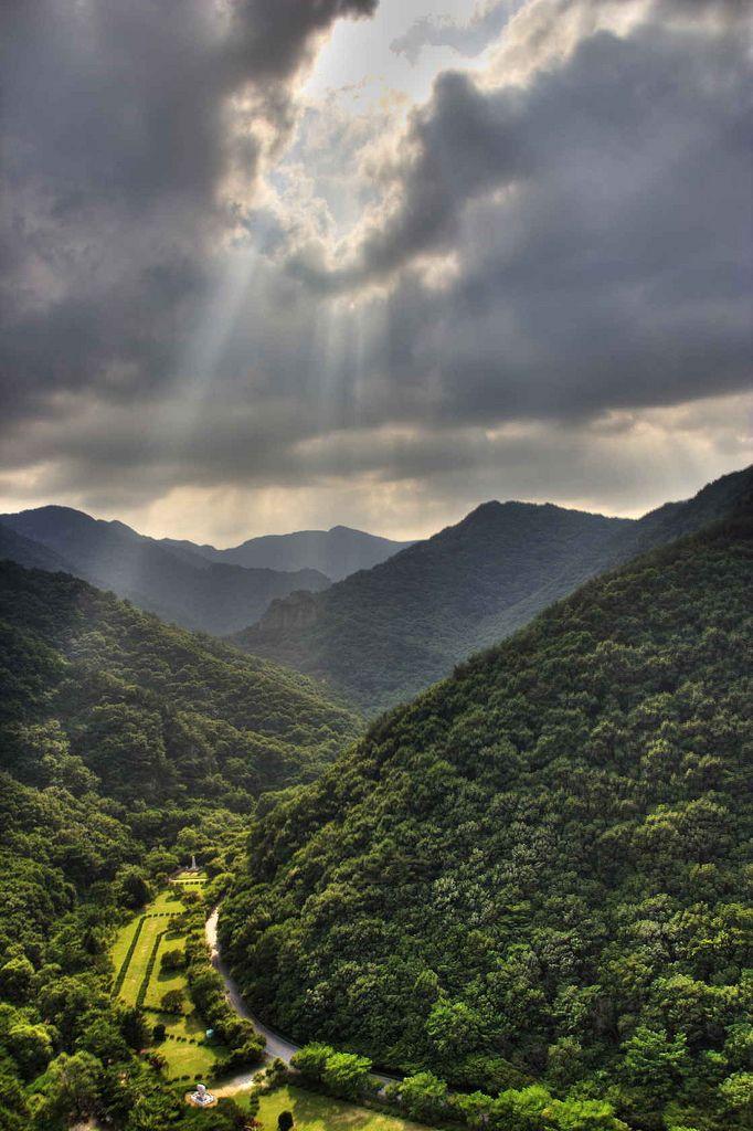 Gwangju, South Korea by Greg