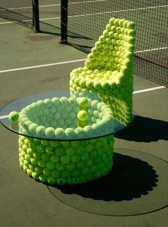 26 Best Images About Tennis Ball Creations On Pinterest