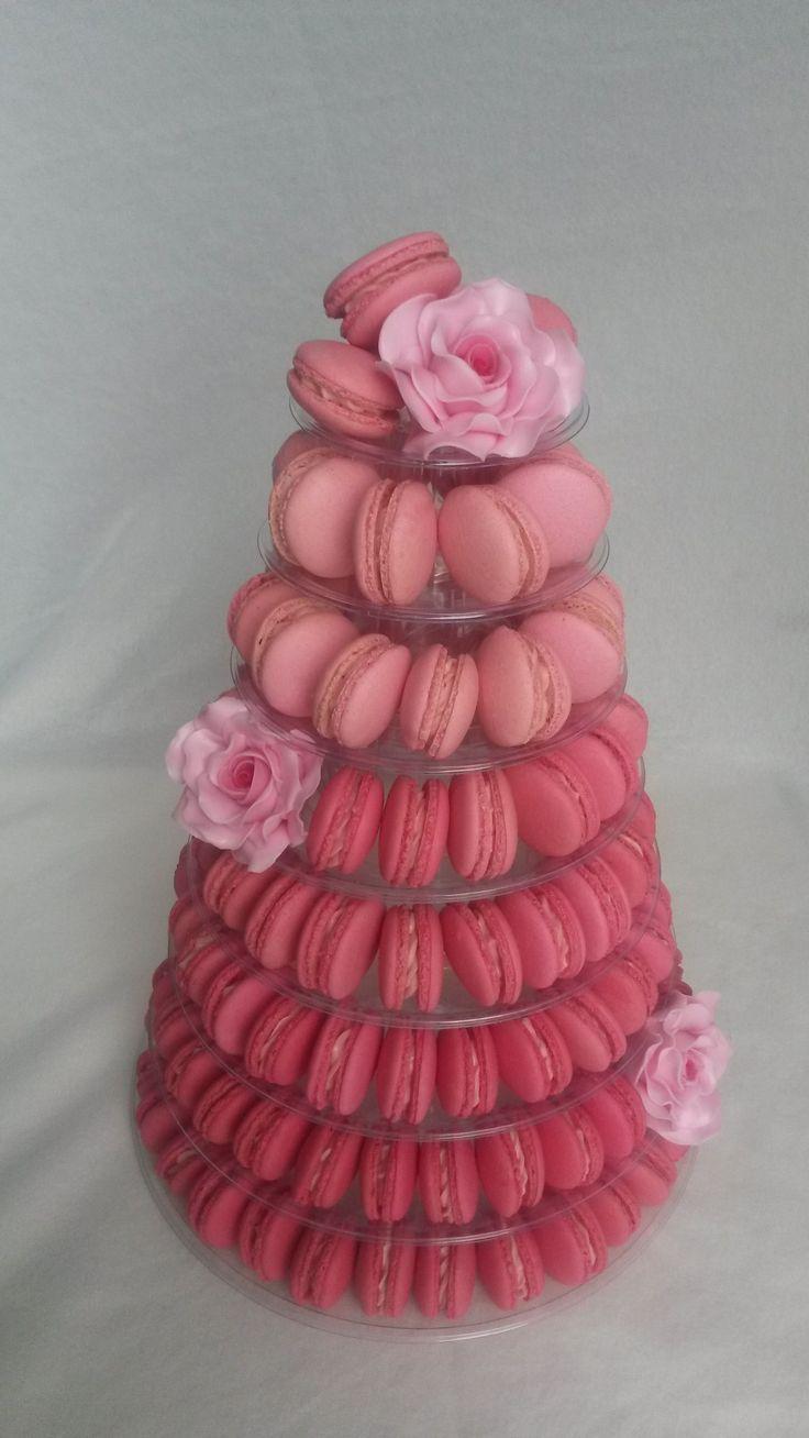 **Makronkový dort do barvy | Klasické dorty | Sladký MÉĎA - cukrárna trošku jinak