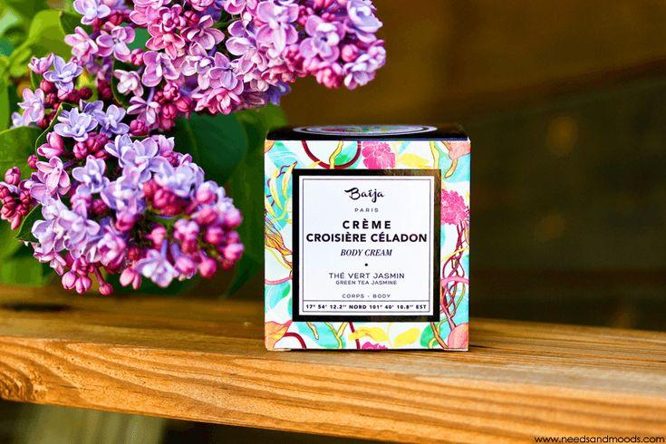 Sur mon blog beauté, Needs and Moods, je vous propose une revue où je vous donne mon avis sur la Crème Croisière Céladon de Baïja, un soin pour le corps au thé vert et au jasmin. http://www.needsandmoods.com/baija-creme-croisiere-celadon/ #Baïja #baija #CroisièreCéladon #céladon #beauté #beauty #cosmétique #cosmetics #BlogBeauté #BeautyBlog #Beautyblogger #BBlog #BBlogger #FrenchBlogger @thebeautyst #thebeautyst