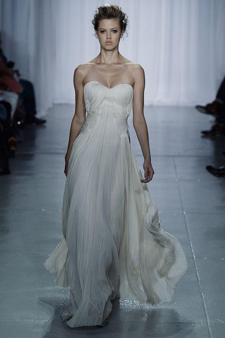 17 best images about zac pozen on pinterest fashion for Zac posen short wedding dress