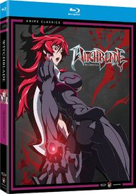 Witchblade: Anime Classics Complete Series (Blu-ray)