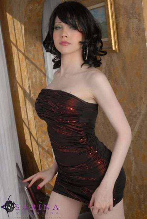 Beautful tgirl Sabrina Valentina........♥