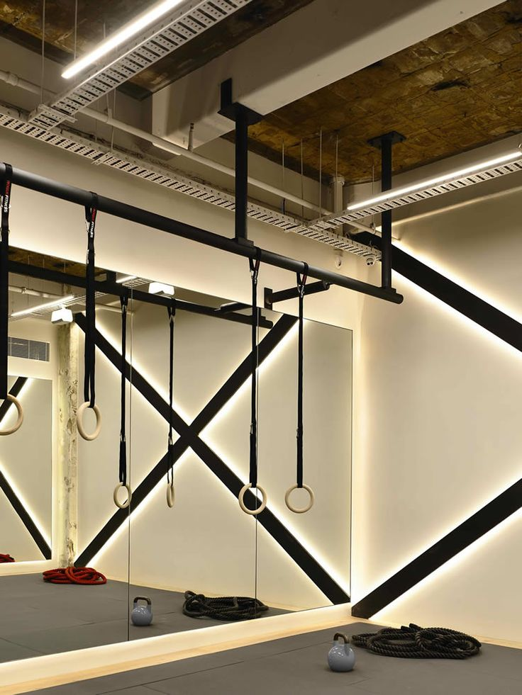 Revelling in the rawness, Melbourne design studio give pioneering fitness centre an unconventional look...