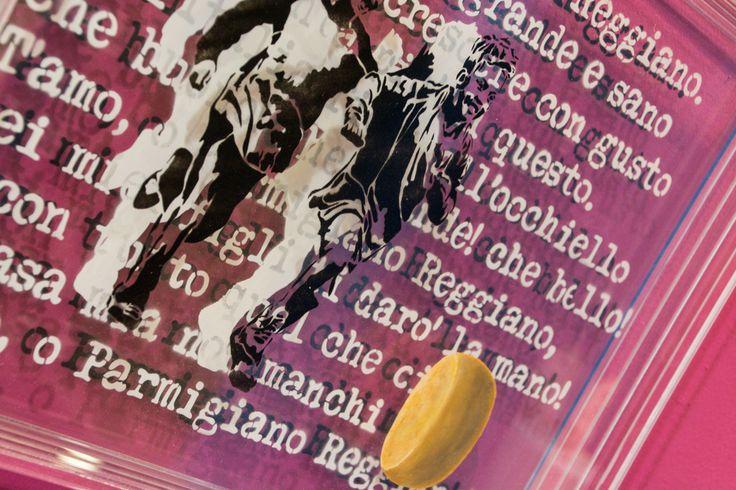 Parma 360 on view, preview in Fiere di PARMA 360 Festival - Pad 4.  Foto di Francesca Bocchia
