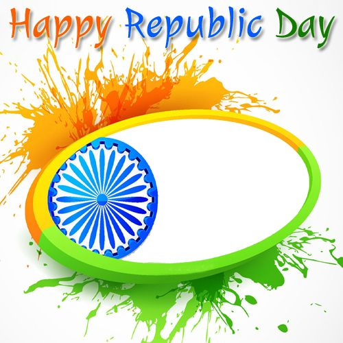 Indian Republic Day Celebration Frame With Custom Photo Pics Generator.Create Your Republic Frame With Name Online.Edit Custom Photo With Republic Celebration Greeting.Put Photo on Indian Flag Frame.Online Photo Frame For Republic Day.Make Your Exclusive HD Photo Frame Online For Happy Republic Day 26th January 2016 Online and Download Frame To Mobile and Computer.Share Your Indian Flag Photo Frame With Your Friends To Whatsapp,Facebook,Instagram and Twitter.Best Wishes For 26th January…