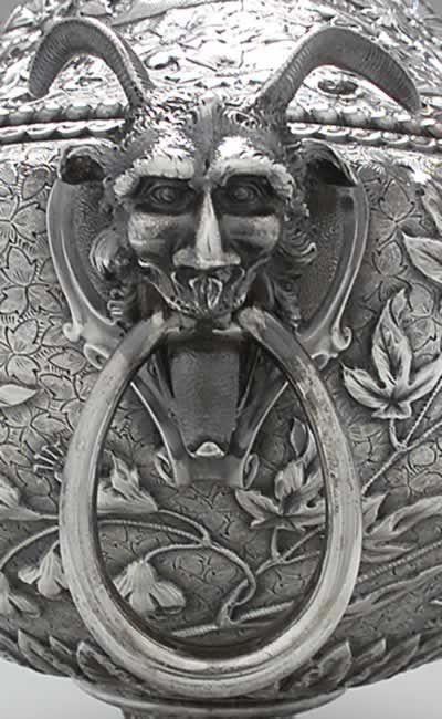 Gargoyle handle