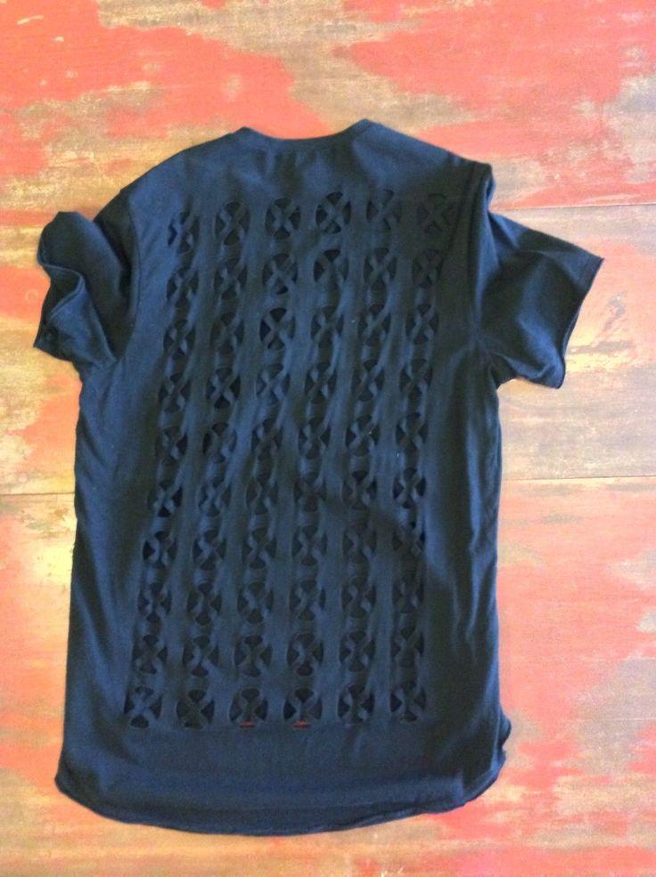 LIP SERVICE Fashion Victim tshirt #M12-129