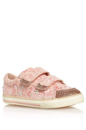 Buy Floral Low Tops (Younger Girls) from the Next UK online shop  Love these!  @Next #next #nextluckyminute #NLM #win #wish #wishlist #wishboard #virtualshopping #love #girls #family #daughters #man #woman #highstreet #shopping #500 #lucky #ifOnly