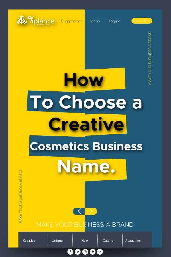 93 Makeup Cosmetics Business Name Ideas Tiplance Shop Name Ideas Coffee Shop Names Store Names Ideas