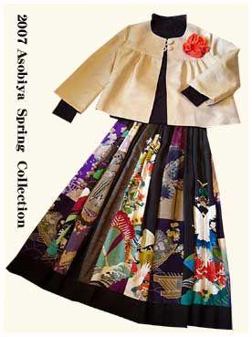 香川県で古布リメイク展開催の画像 | 着物リメイク・古布リメイク・創作服の遊びやまちだブログ