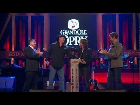 Keith Urban's induction to the @Grand Ole Opry on April 21, 2012