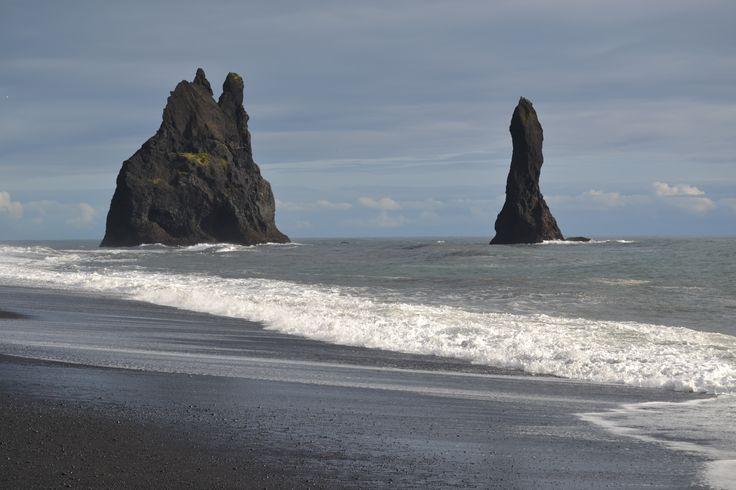 beach of Iceland