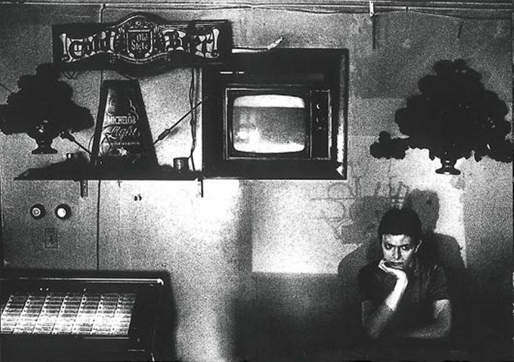 David Bowie - Chicago, 1980 istantanea Anton Corbijn