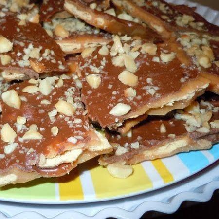 Sweet and Saltines (Trisha Yearwood) | Cook'n is Fun - Food Recipes, Dessert, & Dinner Ideas