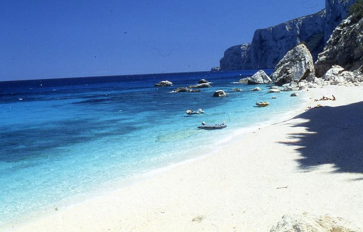 Cala Gonone Sardinia