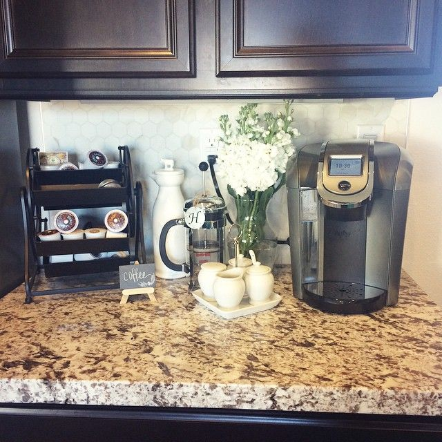 177 Best Images About Coffee Center Ideas On Pinterest: 109 Best Images About For The Home On Pinterest