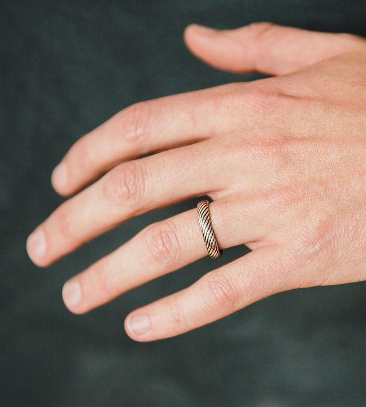 155 best Erics images on Pinterest | Male wedding rings, Men ...