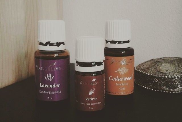 sleep solutions with essential oils