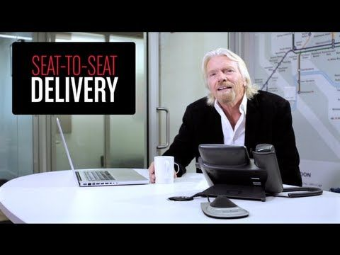 Sir Richard Bransons Guide To Getting Lucky - Virgin