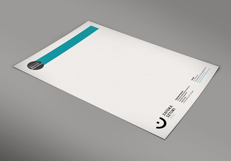 Wojciech Mlynarski Festival Letterhead Design
