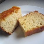 Lemon Bread (grain free, nut free, dairy free, refined sugar free)