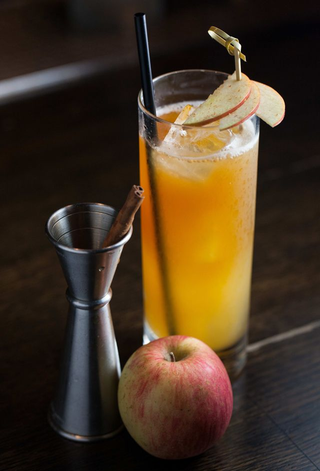 Hungarian Orchard Cocktail Recipe
