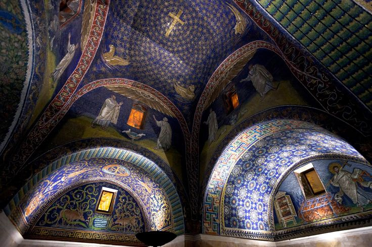 Mosaici del Mausoleo di Galla Placidia a Ravenna