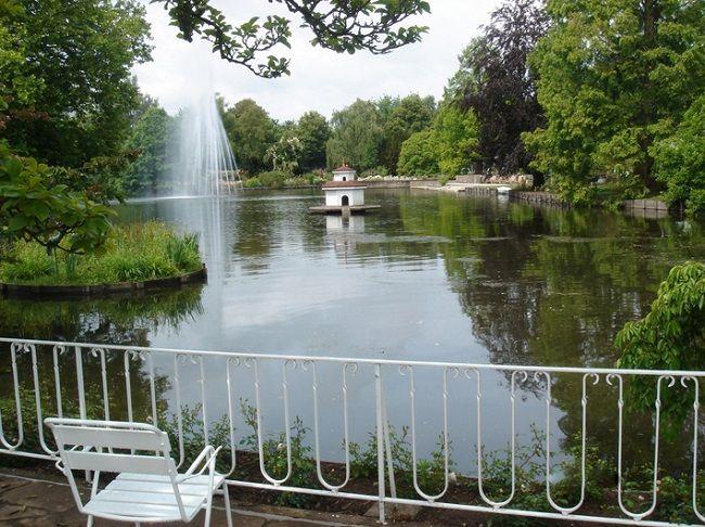 Ideal Rosengarten Zweibr cken deux ponts Land Rh nanie palatinat Le royaume des Nibelungen Pinterest