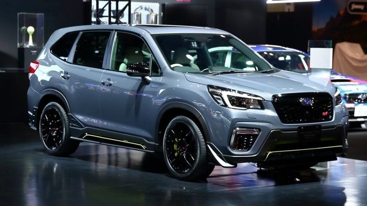2021 subaru forester hybrid redesign colors and review