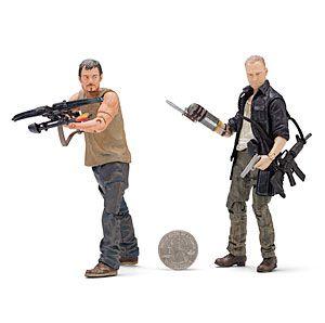 ThinkGeek :: Walking Dead Action Figures