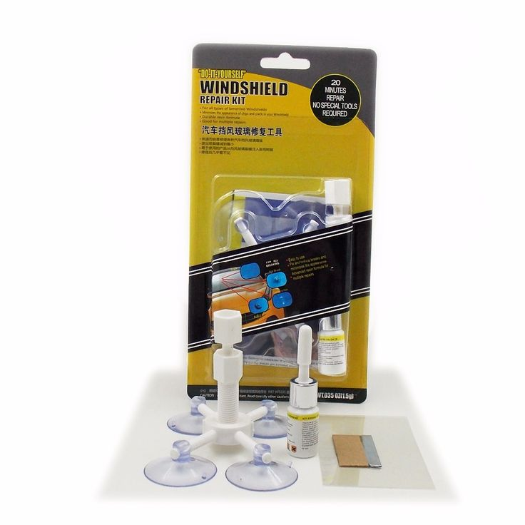 Newest DIY Car Automobile Windshield Repair Kit tools Auto Glass Windscreen Repair Set (Give Door Handle Protective Stickers) -- Read more reviews of the product by visiting the link on the image.