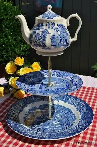 Best ideas about blue willow china on pinterest