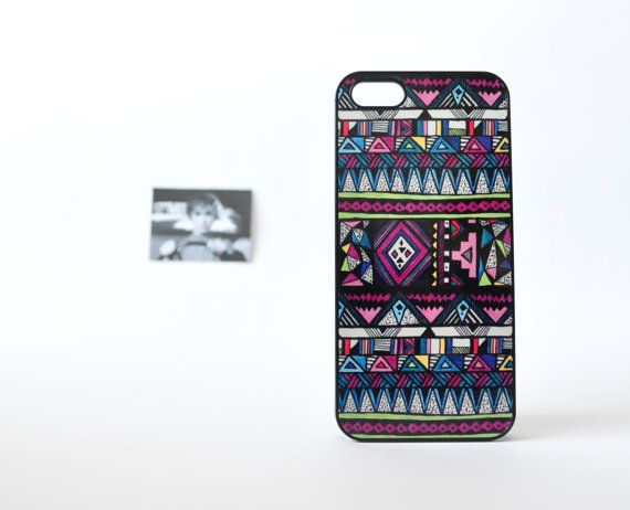 #iPhoneCase iPhone 5 Case - iPhone 4/4s Case - Colorful iPhone Case by TheCaseOfMrPelham, $19.99