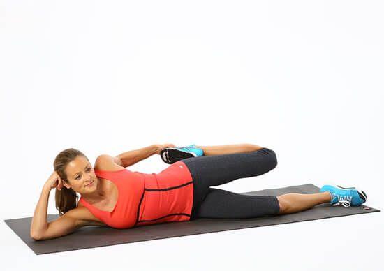 Diese 7 Dehnübungen können dich in nur 7 Minuten komplett von deinen Rückenschmerzen befreien!