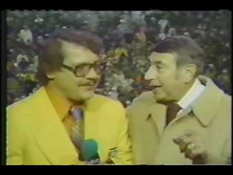 ABC Monday Night Football intro (October 18, 1976): Patriots/Jets.   Rest in Peace Alex Karras.