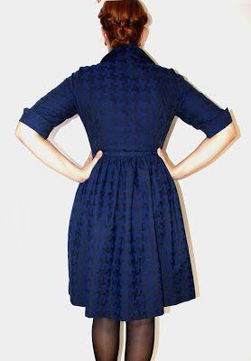 SewMeow: Camí Dress