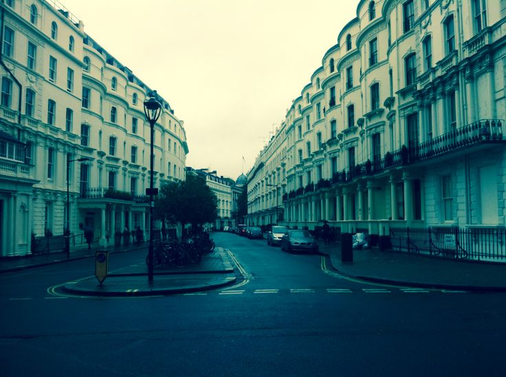 Notting Hill nel London, Greater London