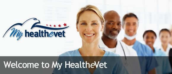 Welcome To My HealtheVet