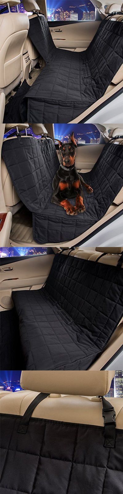 Car Seat Covers 117426: Travel Dog Pet Car Seat Cover Side Protector Comfort Quilted Hammock Bench Suv -> BUY IT NOW ONLY: $44.49 on eBay!