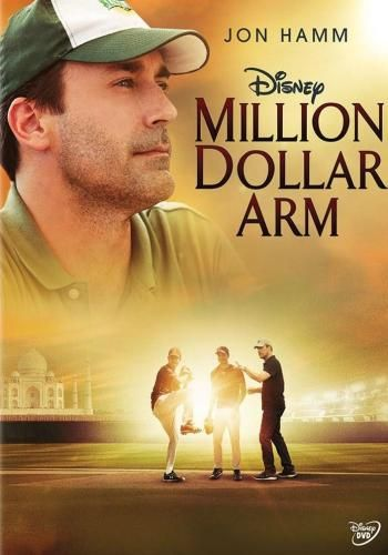Million Dollar Arm. Awesome movie based on true events. Watched 2/13/15